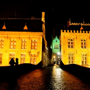 Biking through a Belgian Fairy Tale, beer and chocolateincluded.
