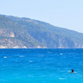 Not a single flutter in its cove, a trip to Turkey's ButterflyValley