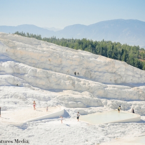 Travel Turkey Highlight: Hot Springs and Ancient Cities at Pamukkale